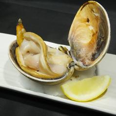 料理メニュー写真大アサリの浜焼き/大アサリの酒蒸し