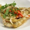 料理メニュー写真白身魚のエスカベッシュ