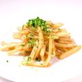 料理メニュー写真フライドポテト アンチョビ&バター