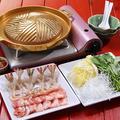 料理メニュー写真タイ式 焼肉 ムーガタ 1セット