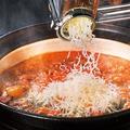 料理メニュー写真パルミジャーノチーズリゾット