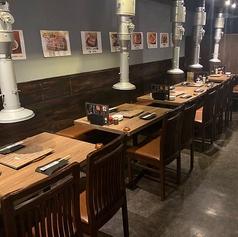 肉問屋直営 焼肉 肉縁 上野店の雰囲気1