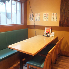 6人用テーブル