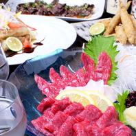 【まんてんの星】名物の絶品九州料理の数々。