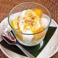 料理メニュー写真【夏季限定パフェ】ココナッツマンゴーパフェ