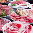 【平日限定!】近江牛食べ放題コースも充実!こだわりの焼肉料理をお客様にご提供◎近江牛焼肉食べ放題で、お客様に最高のコストパフォーマンスをお届けします。