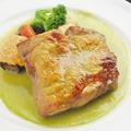 料理メニュー写真榛名地鶏のソテー