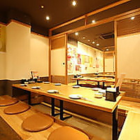 半貸切ご利用可能♪広島市内で宴会・飲み会にピッタリ!