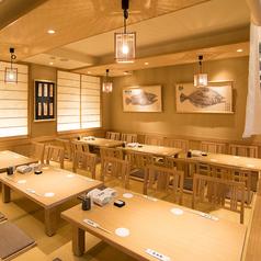 築地 日本海 三島店の雰囲気1