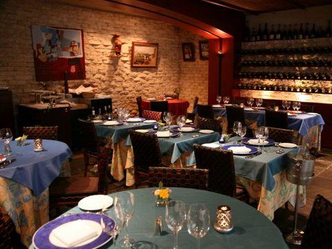 1998年に代官山ヒルサイド・ウエストにオープン。本場フランスの雰囲気のレストラン。