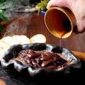 料理メニュー写真2度美味しい!ホタルイカの踊り焼き