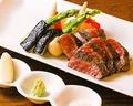 料理メニュー写真本日の和牛ステーキ