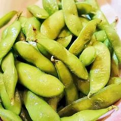 料理メニュー写真おつまみ枝豆