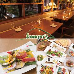 カンポーズ Kampo's 銀座店