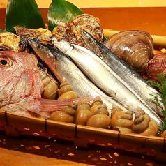 寿司 かざとの写真