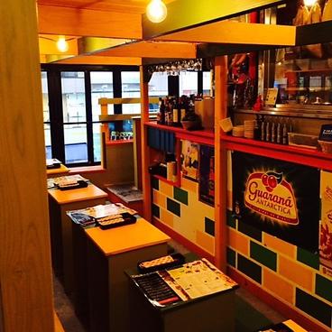 ブラジリアン酒場デビル 渋谷肉横丁店の雰囲気1