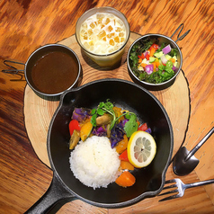 野菜を食べるカレー camp なんばダイニングメゾン店のおすすめ料理1