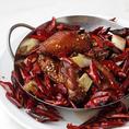 本格四川の中華料理を贅沢にご堪能いただける一品料理有り◎点心をはじめとした、定番の四川麻婆豆腐や鍋など豊富にご用意しております!