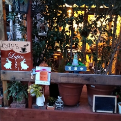 CAFE LAPIN カフェ ラパンの写真