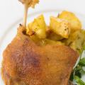 料理メニュー写真「旨味」とはこれか。鴨のコンフィ