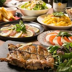 夜景DINING Grab susukinoのコース写真