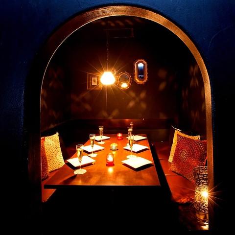 ★NewOpen★ 《全席個室》話題のデザイナーズ空間/チーズフォンデュ食べ放題 1280円