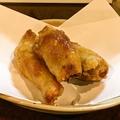 料理メニュー写真鶏皮餃子