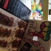 ブラジリアン酒場デビル 渋谷肉横丁店の雰囲気3