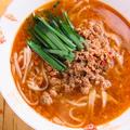 料理メニュー写真台湾ヌードル