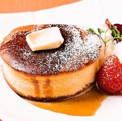 厚焼きふんわりパンケーキ