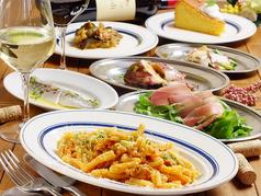 Cucina Siciliana Prioのコース写真