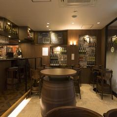 串鳥のワイン酒場 TANTO 時計台通店の雰囲気1