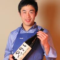 酒蔵に足を運ぶこだわり抜いた旬の日本酒♪