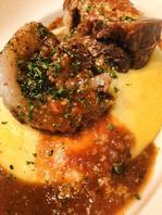 素材を生かしたイタリア料理