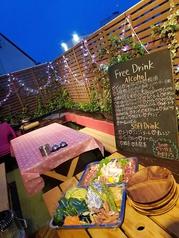 Terrace&Bar MOET モエの雰囲気3