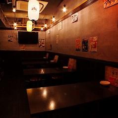 肉酒場ボラーチョ 渋谷肉横丁店の雰囲気1
