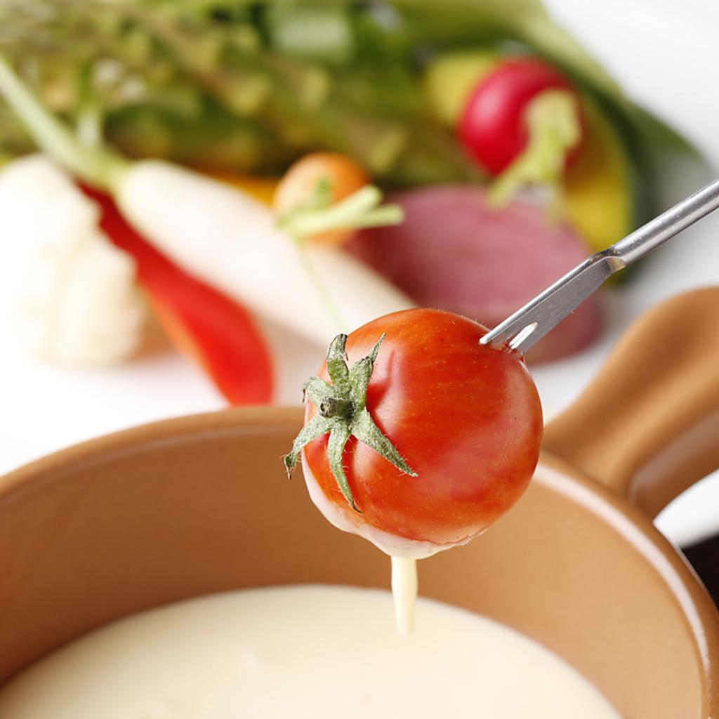 鎌倉野菜とチーズフォンデュ 横浜ガーデンファーム  横浜駅前店|店舗イメージ9