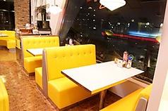 テーブル席:4名様×2卓