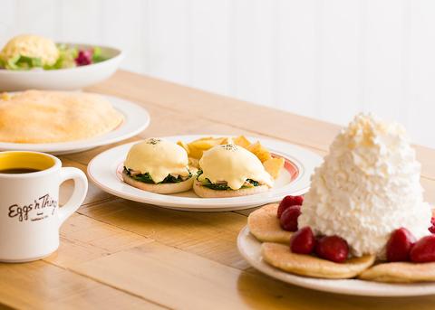 Eggs 'n Things ららぽーとEXPOCITY店
