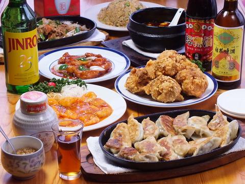 中国料理 鉄人 茂原店