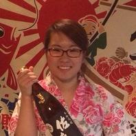 ススキノ名物!笑顔と元気なスタッフがお出迎え!