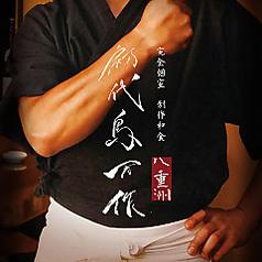 初代鳥万作 東京都八重洲店