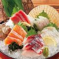 料理メニュー写真鮮魚入り刺身5種盛り