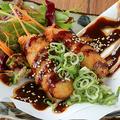 料理メニュー写真鍛冶二丁自慢の味噌串カツ