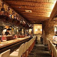 横浜で沖縄の雰囲気あふれるにぎやかな居酒屋