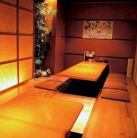 【姉妹店もご紹介☆】完全個室で各種宴会を!