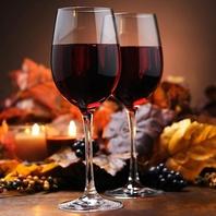 お料理に合わせてお愉しみ頂ける13種類のグラスワイン