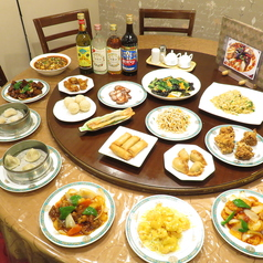 上海料理 蓮 南京町店の写真