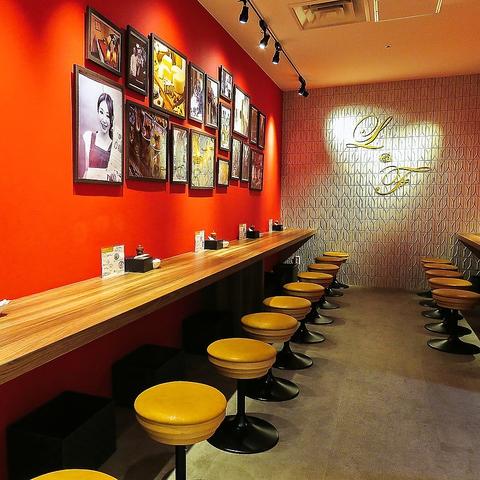 らぁ麺 レモン&フロマージュ GINZA マロニエゲート銀座2|店舗イメージ5
