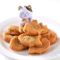 料理メニュー写真山盛りミニたい焼き(スクイーズ付き)
